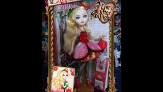 Ever After High Apple White Türkçe Tanıtım