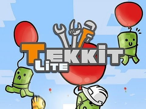 How To Make A Minecraft TekkitLite Server
