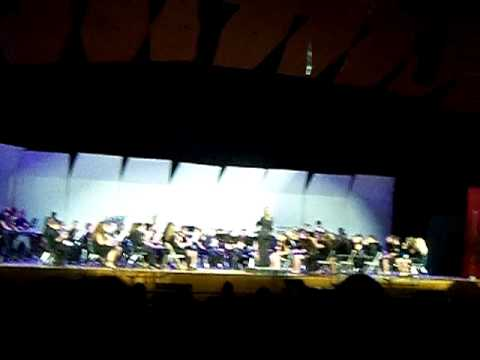 Sachem High School North Symphonic Band - Amazing Grace