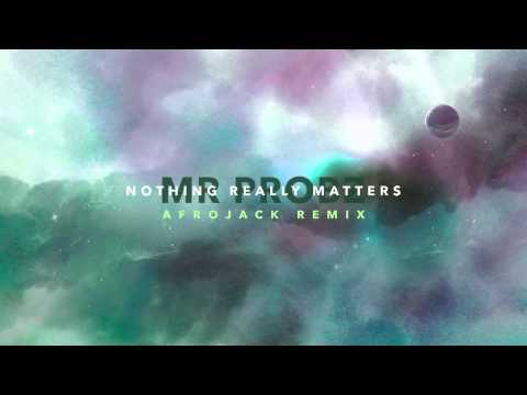Mr. Probz - Nothing Really Matters (Afrojack Remix Radio Edit) [Cover Art]