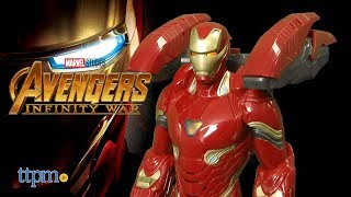 Marvel Avengers: Infinity War Mission Tech Iron Man from Hasbro