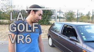 Test GOLF VR6