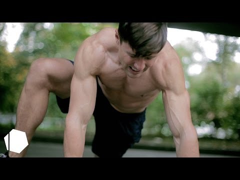 Freeletics Motivation - Pain is temporary