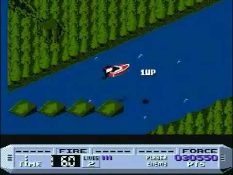 TAS Cobra Triangle NES in 17:01 by adelikat