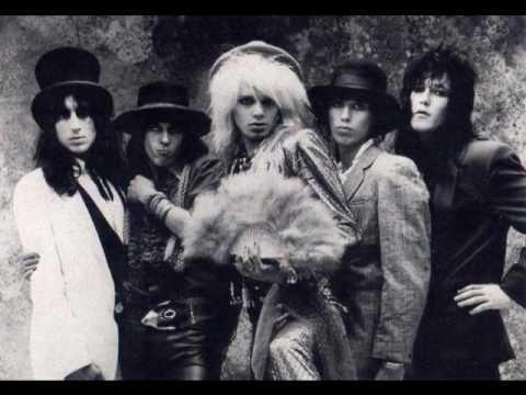 Hanoi Rocks - No Law Or Order