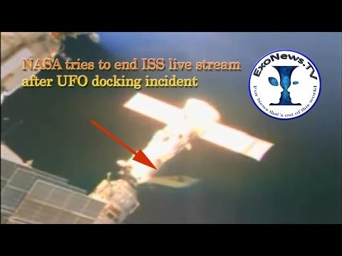 NASA tries ending ISS live streaming after UFO docking incident (S02E04)