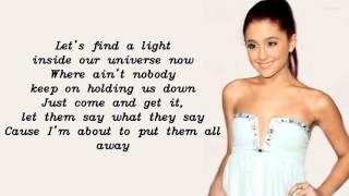 Ariana Grande - Focus [Lyrics Video]