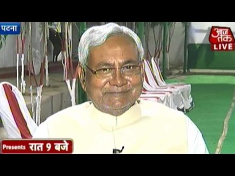 Exclusive with Fourth-time Bihar CM Nitish Kumar