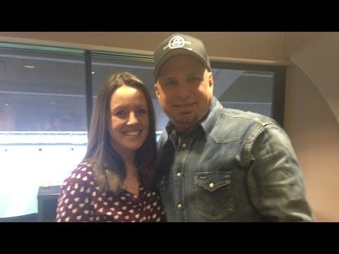 Watch! RtÉ Ten's Garth Brooks' Interview video