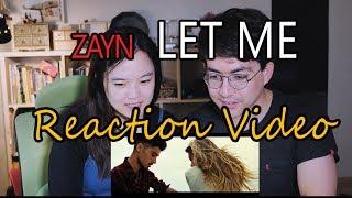 Download Lagu Let Me by Zayn Malik [Reaction Video] in Nepali Gratis STAFABAND