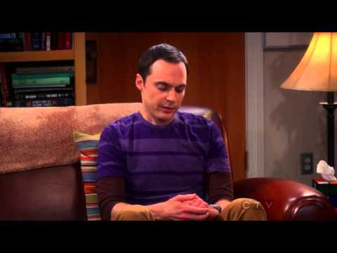The.Big.Bang.Theory.S06E14 - Sheldon needed a hug from Amy.  Awww!