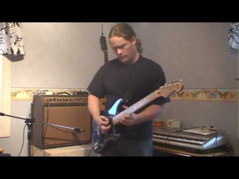 Improvising to a Pink Floyd BT - Marooned