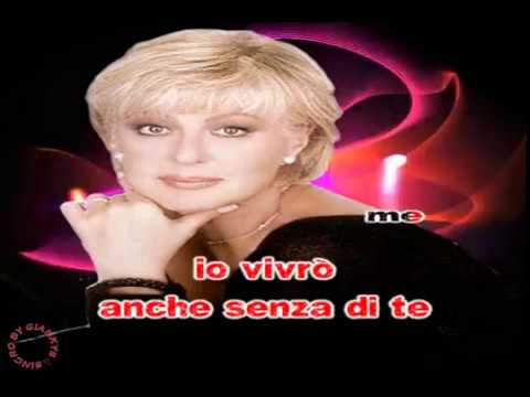 Loretta Goggi - Io Nascerò (karaoke fair use)