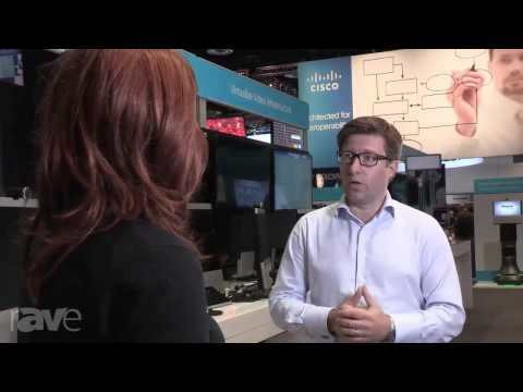 InfoComm 2013: Cisco Pervasive Conferencing