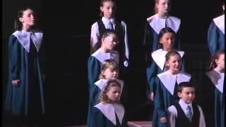 Cantaré Chidlren's Choir Calgary:The Duck and the Kangaroo