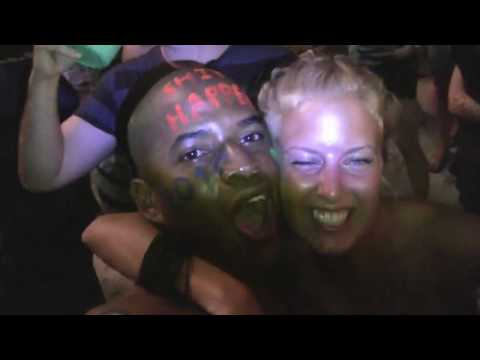 (las Mejores Fiestas En Tailandia) What A Fuking Party (full Moon Party) Thailand video