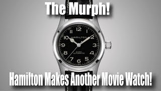 The Murph... Hamilton Makes ANOTHER Movie Watch.