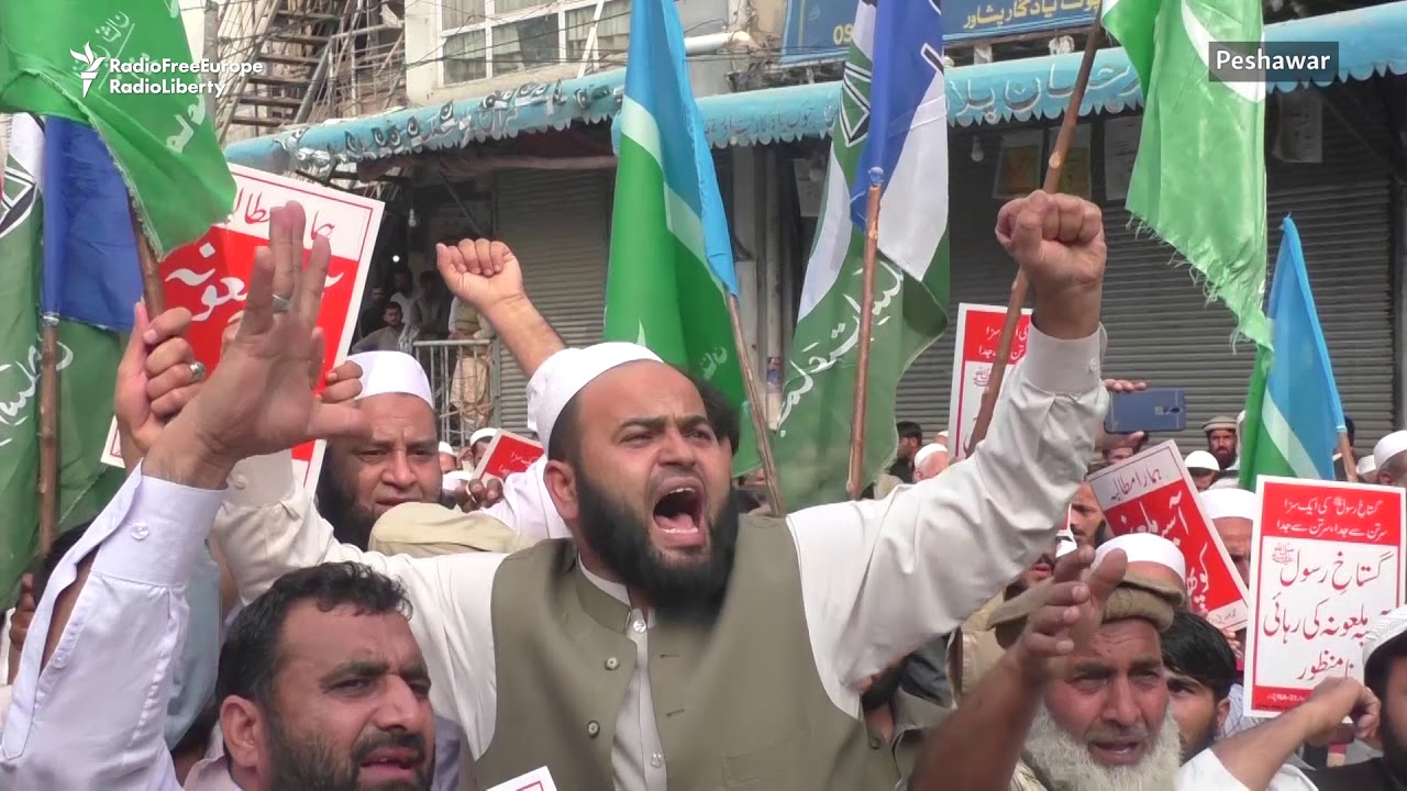 Third Day Of Protests At Pakistan Blasphemy Case