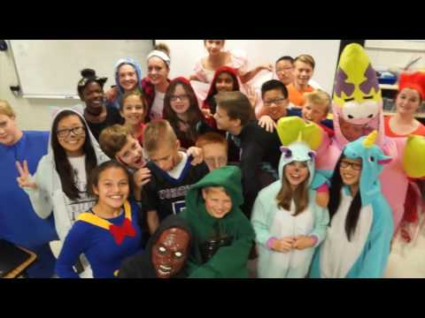 Team Tsunami 2017 - Young and Wild - Video - Woodbury Middle School