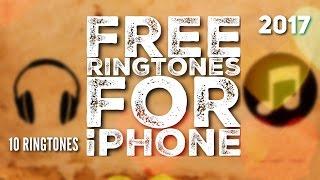 Free ringtones for iPhone - 2017 (10-Royalty free ringtones!)