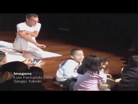 Teatro para bebês - Jornal Futura - Canal Futura