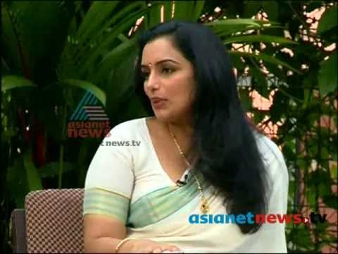 Shweta Menon (Swetha), beautiful and stunning, talks to Asianet News, Part 1, Onam Special