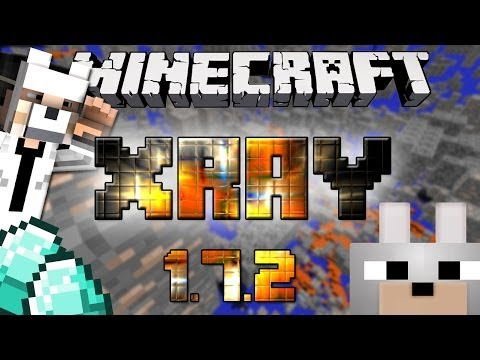 Minecraft Mods - Xray 1.7.2 Review and Tutorial (+WAYS TO PREVENT XRAY ON SERVERS)