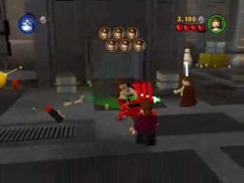 LEGO Star Wars: The Video Game Campaign Part 15 Segment 2