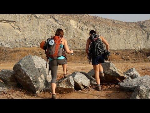 Rock Climbing - Climbing Guide Video - Riverside Quarry - Overview