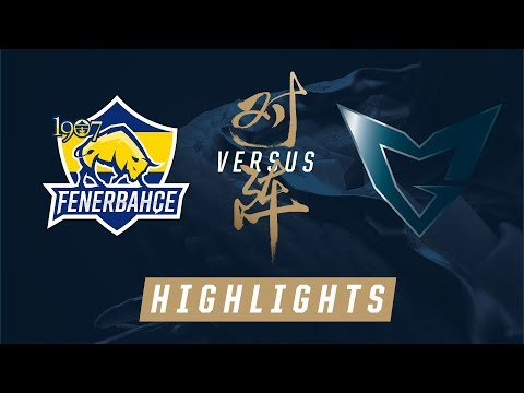 FB vs SSG Worlds Group Stage Match Highlights 2017
