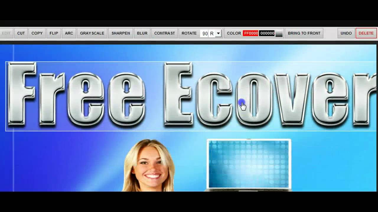 Free Ecover Creator Free Online Software To Create 3d