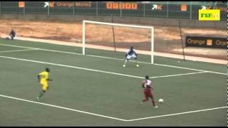 Coupe de la Ligue 2015 | AS Douanes (3 -1) Dakar Sacré Cœur