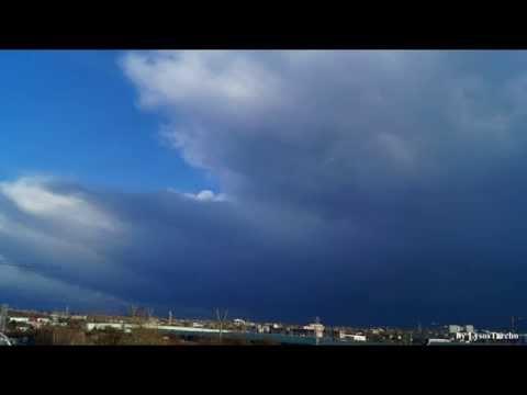 Listopadowa Burza W Warszawie -19.11.2015- Nowember Storm Warsaw