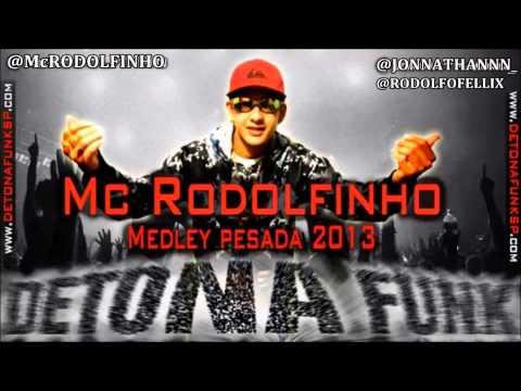 MC Rodolfinho - Medley Ao Vivo 2013 (DJ Biel Rox) #1