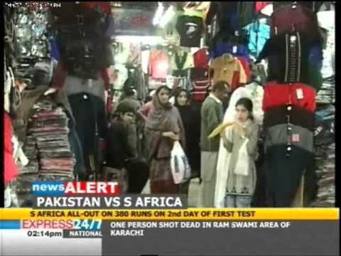 Dress Shopping Online on Eid Shopping Reaches Fever Pitch In Kashmir   Worldnews Com