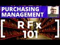 Download RFP, RFQ, RFI, whaaat? Learn quickly, get a job in corporate purchasing, and succeed in SCM careers in Mp3, Mp4 and 3GP