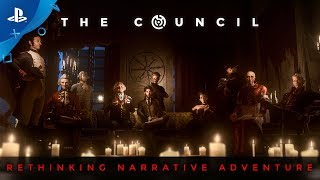 The Council - Rethinking Narrative Adventure Trailer | PS4