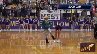 Coach Fired For Tripping Cheerleader, Girl
