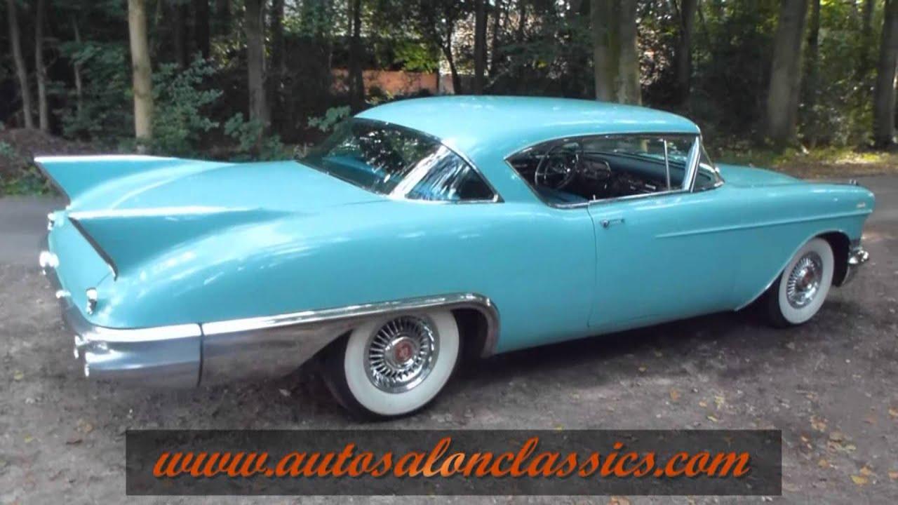 1957 Cadillac Eldorado Seville Youtube