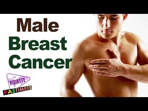 Breast Cancer In Men: Symptoms, Causes, Treatments || Cancer Tips