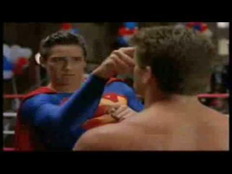 SUPERMAN vs. Tommy Garrison (FULL FIGHT!)