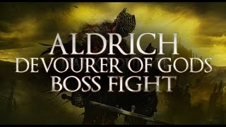 Dark Souls 3 Boss - Aldrich, Devourer of Gods
