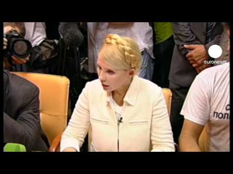 Tymoshenko attacks Ukraine court case 'farce'