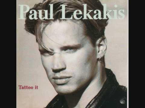 Paul Lekakis - Boom Boom