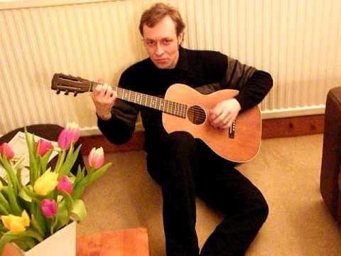 washburn parlor guitar blues