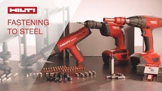 OVERVIEW of Hilti