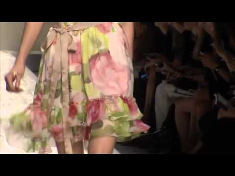 Blugirl Womenswear S/S 2013 Fashion Show
