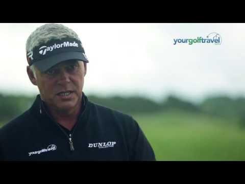 Exclusive Interview with Darren Clarke on Open Championship Venue Muirfield Golf Club