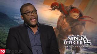 Tyler Perry on the First Time He Heard His Son Say 'Papa'!