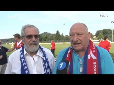 Die Vorschau auf das Basel-Spiel mit den beiden jeweiligen Legenden Karli Odermatt und Paul Wolfisberg.